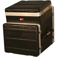 Photo GATOR GRC10X8 RACK INCLINÉ TOP 10U BOTTOM 8U