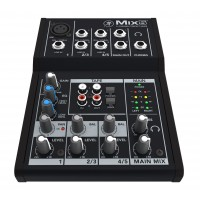 Photo MACKIE MIX5 - CONSOLE COMPACTE 5 CANAUX