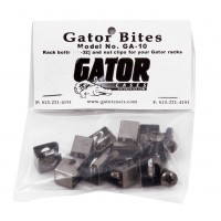Photo GATOR GA10 SACHET 10 VIS ECROUS/FLIGHT CASE