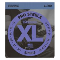 Photo D'ADDARIO EPS515 PROSTEEL MEDIUM 11/50