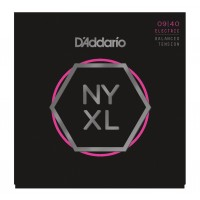 Photo D'ADDARIO NYXL0940BT BT SUPER LIGHT 9/40