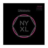 Photo D'ADDARIO NYXL0980 SUPER LIGHT 8C 9/80