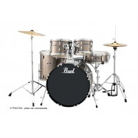 "Photo PEARL ROADSHOW 5 FÛTS ROCK 22"" BRONZE METALLIC"