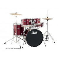 "Photo PEARL ROADSHOW 5 FÛTS JUNIOR 18"" RED WINE"