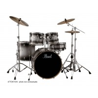 "Photo PEARL VISION VML 5 FÛTS FUSION 20"" BLACK SILVER BURST"