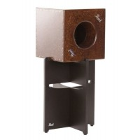 Photo PEARL CAJON CUBE + STAND