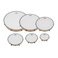 Photo PEARL PFR-0818C SET 6 TAMBOURINS