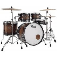"Photo PEARL WOOD FIBERGLASS 4 FÛTS ROCK 22"" SATIN COCOA BURST"