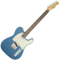 Photo FENDER AMERICAN SPECIAL TELECASTER LAKE PLACID BLUE RW