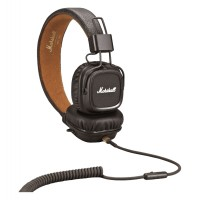 Photo MARSHALL MAJOR MKII CASQUE MARSHALL MARRON