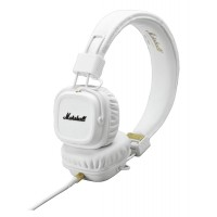 Photo MARSHALL MAJOR MKII CASQUE MARSHALL BLANC