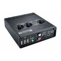 Photo NOVATION AUDIOHUB-2X4 - INTERFACE AUDIO 2 IN/4 OUT