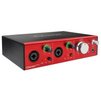 Photo FOCUSRITE CLARETT-2PRE - INTERFACE THUNDERBOLT 2IN/2OUT