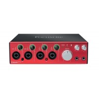 Photo FOCUSRITE CLARETT-4PRE - INTERFACE THUNDERBOLT 4IN/4OUT