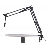 Photo K&M 23850 - SUPPORT MICRO TABLE ARTICULE