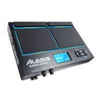 Photo ALESIS SAMPLEPAD-4 - PAD DE PERCU 4 ZONES + SAMPLER