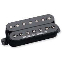 Photo SEYMOUR DUNCAN BLACK WINTER 7 BRIDGE BLACK - SH-BWB-7STR