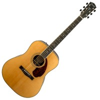 Photo FENDER PARAMOUNT PM-1 DELUXE DREADNOUGHT NATUREL