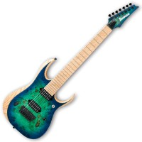 Photo IBANEZ RGDIX7MPB-SBB - SURREAL BLUE BURST