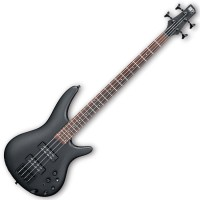 Photo IBANEZ SR300EB-WK - WHEATHERED BLACK