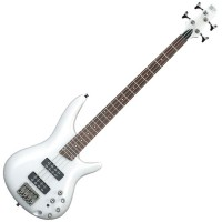 Photo IBANEZ SR300E-PW - PEARL WHITE