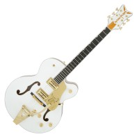 Photo GRETSCH GUITARS G6136T PLAYERS WHITE FALCON