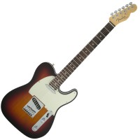 Photo FENDER AMERICAN ELITE TELECASTER 3-COLOR SUNBURST RW