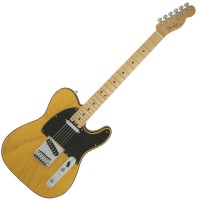 Photo FENDER AMERICAN ELITE TELECASTER ASH BUTTERSCOTCH BLONDE MN