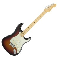 Photo FENDER AMERICAN ELITE STRATOCASTER 3-COLOR SUNBURST MN