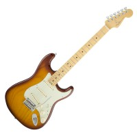 Photo FENDER AMERICAN ELITE STRATOCASTER ASH TOBACCO SUNBURST MN