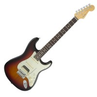 Photo FENDER AMERICAN ELITE STRATOCASTER HSS 3-COLOR SUNBURST RW