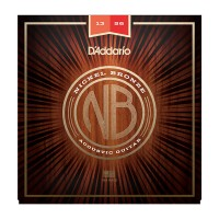 Photo D'ADDARIO NB1356 NICKEL BRONZE MEDIUM 13-56