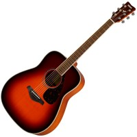 Photo YAMAHA FG820BS - BROWN SUNBURST