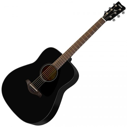 yamaha fg800bl black achat guitare folk yamaha vente. Black Bedroom Furniture Sets. Home Design Ideas