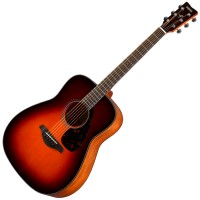 Photo YAMAHA FG800BS - BROWN SUNBURST