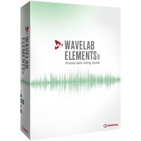 Photo STEINBERG WAVELAB ELEMENTS 9 - EDITION ET MASTERING