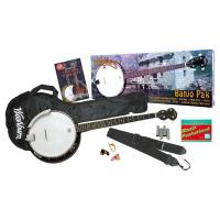 Photo WASHBURN PACK BANJO