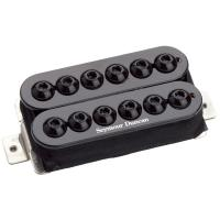 Photo SEYMOUR DUNCAN INVADER BRIDGE BLACK - SH-8B