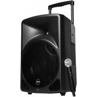Photo ALTO PRO TRANSPORT12 - ENCEINTE PORTATIVE SUR BATTERIE 200W + MICRO HF