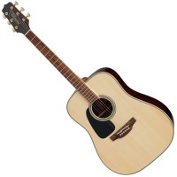 Photo TAKAMINE GD51LH-NAT NATURAL GAUCHER