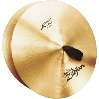 "Photo ZILDJIAN AVEDIS 18"" CONCERT STAGE PAIR"