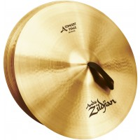 "Photo ZILDJIAN AVEDIS 20"" CONCERT STAGE PAIR"