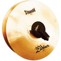 "Photo ZILDJIAN AVEDIS 18"" STADIUM MEDIUM PAIR"