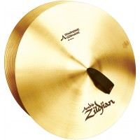 "Photo ZILDJIAN AVEDIS 18"" SYMPHONIC GERMANIC TONE PAIR"