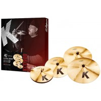 Photo ZILDJIAN K CUSTOM DARK SET
