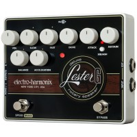 Photo ELECTRO HARMONIX LESTER G DELUXE ROTARY SPEAKER
