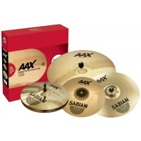 Photo SABIAN AAX SET PERFORMANCE