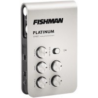 Photo FISHMAN PRÉAMP ANALOGIQUE PLATINUM STAGE