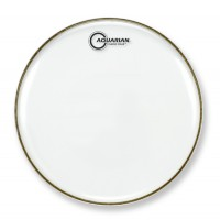 "Photo AQUARIAN CLASSIC CLEAR TIMBRE 13"" TRANSPARENTE"