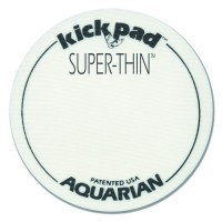 Photo AQUARIAN STKP1 PATCH SIMPLE SUPER THIN / GROSSE CAISSE